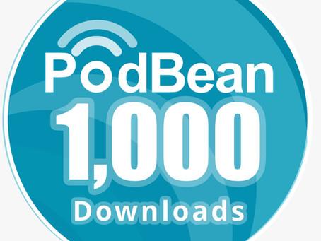 Gaining momentum... 1000 downloads!