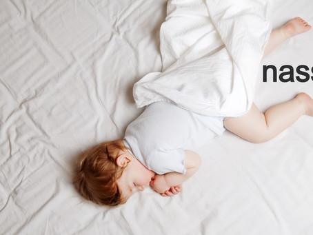 Auslaufschutz - Dein Baby läuft nachts aus?