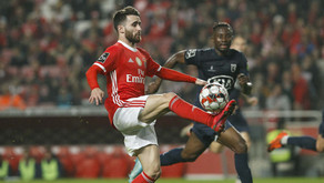 Benfica x Belenenses: Triunfo sofrido em exibição mediana