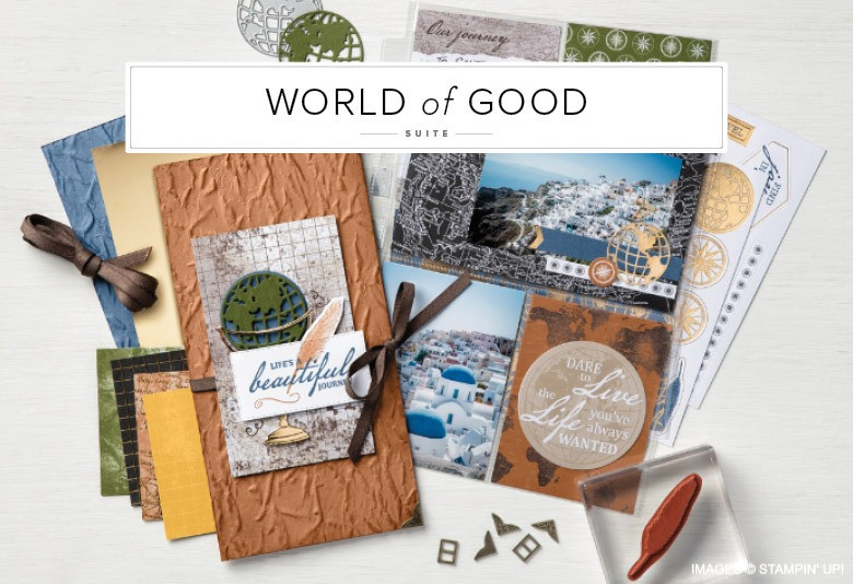 World of Good Stampin' Up! Product Suite image