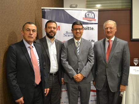 Power Breakfast con Carlos Fernando Galán, candidato a la Alcaldía Mayor de Bogotá.