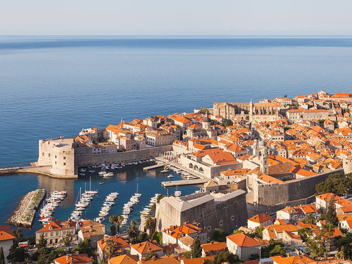How to travel from Split to Dubrovnik?