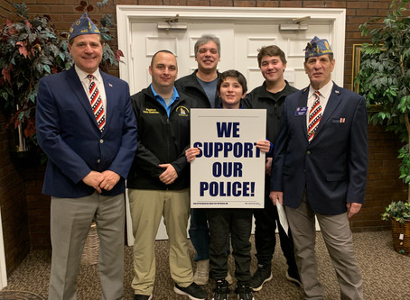 """Newton Police Appreciation Day"""