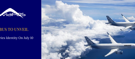 Airbus will unveil the new identity of the Bombardier CSeries