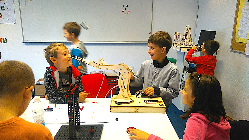 STEAM program za djecu 7-10 godina