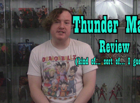 Kaiju no Kami Reviews - Thunder Mask (1972) Series-ish