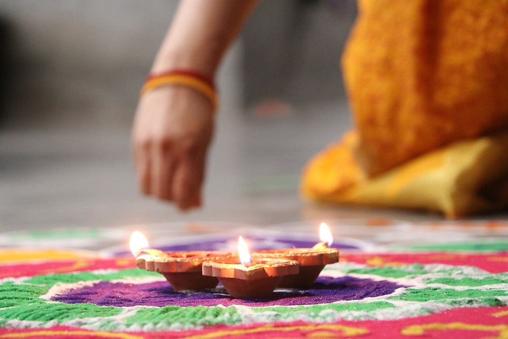 Special Rangoli Designs to Inspire You This Diwali