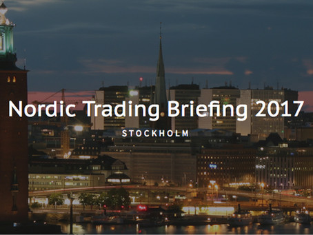 Tackling the Hot Topics: FIX Nordic Trading Briefing 2017