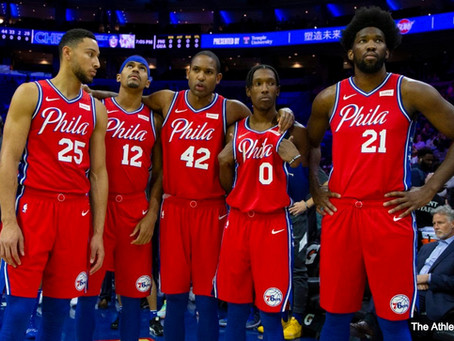The Fundamentally Flawed Philadelphia 76ers