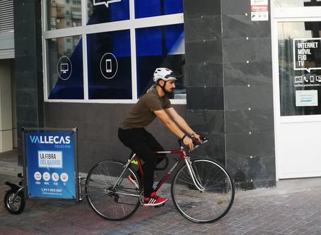 Vallecas Telecom con el deporte en el Barrio