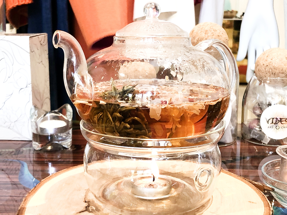 Luxury Artisan Tea + Botanicals