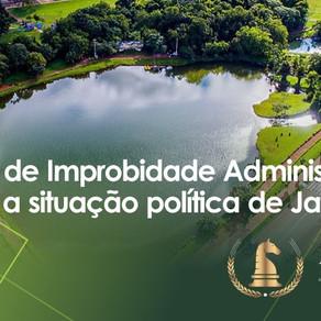 A Lei de Improbidade Administrativa e a situação política de Jataí
