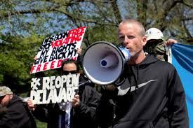 Delaware protest