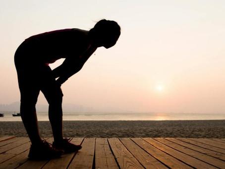 Causas de tu estancamiento como corredor
