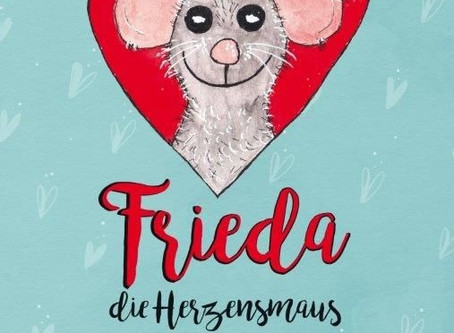 Frieda die Herzensmaus