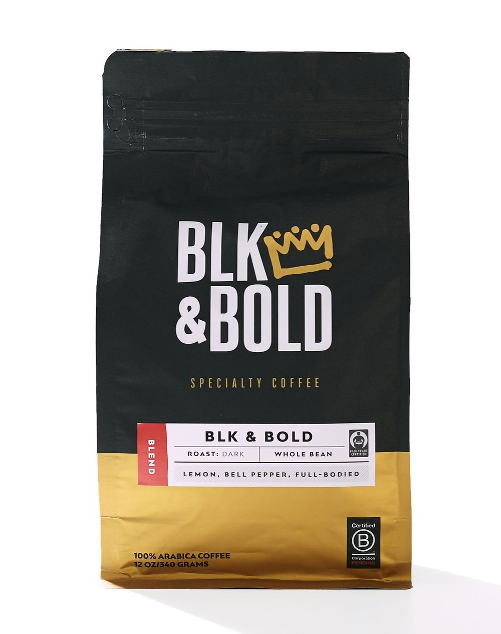 BGD - BLK & Bold Image