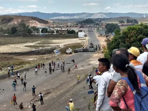 Narrativa jornalística e representação da realidade – Conflito na Venezuela