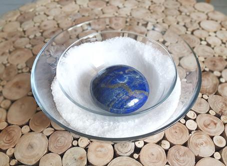 Pourquoi et comment purifier ses pierres
