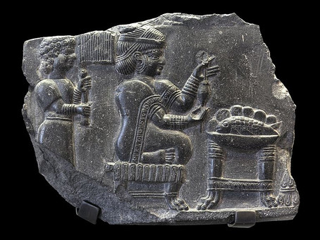 Mulheres no comércio na Mesopotâmia