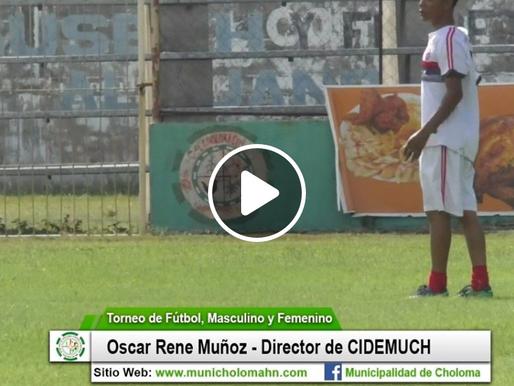 Torneo de Fútbol - Masculino y Femenino.