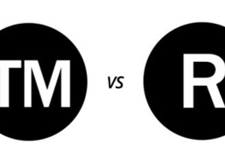 """Difference between """"™"""" and """"®"""" Symbol"""