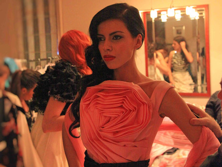 From Aslanis Greece - Summer 2013 Fashion Show @ Regency Casino Thessaloniki
