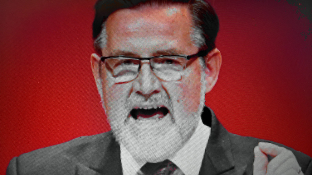 Barry Gardiner Shadow Secretary of State for International Aid and Development let slip his true opinions about Brexit