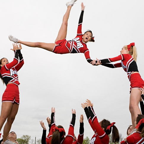 The Olympics Just Made It Official: Cheerleading Is a Sport!