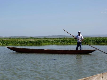 Pescadores atlanticenses reciben dotación como impulso a su pesca artesanal
