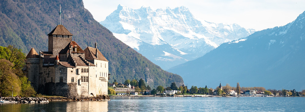 Chillon Castle | Geneva Montreux Switzerland