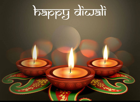 Happy Diwali from Durban Campus
