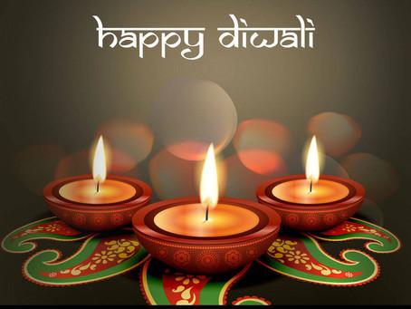 Happy Diwali from Durban Campus