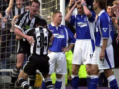 Newcastle 6-2 Everton - Toffees' Torment!