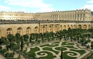 Chateau de Versailles Monument historique France