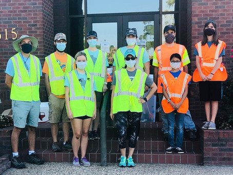 Summer Adopt A Highway Cleanup