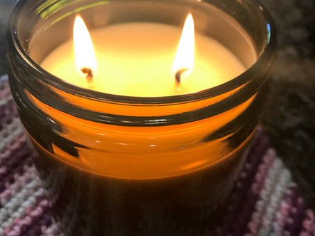 The benefits of using natural soy candles