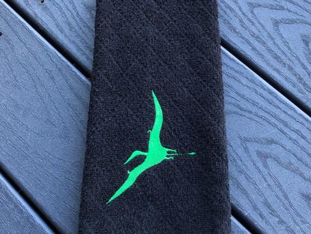 Pterodac-towel