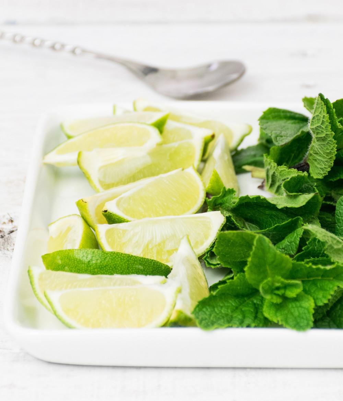 mėtos, žalioji citrina, arbatos receptas, Alfas Ivanauskas