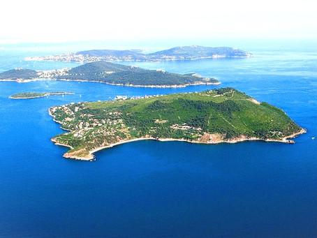 Mavi tur keyfi İstanbul'da
