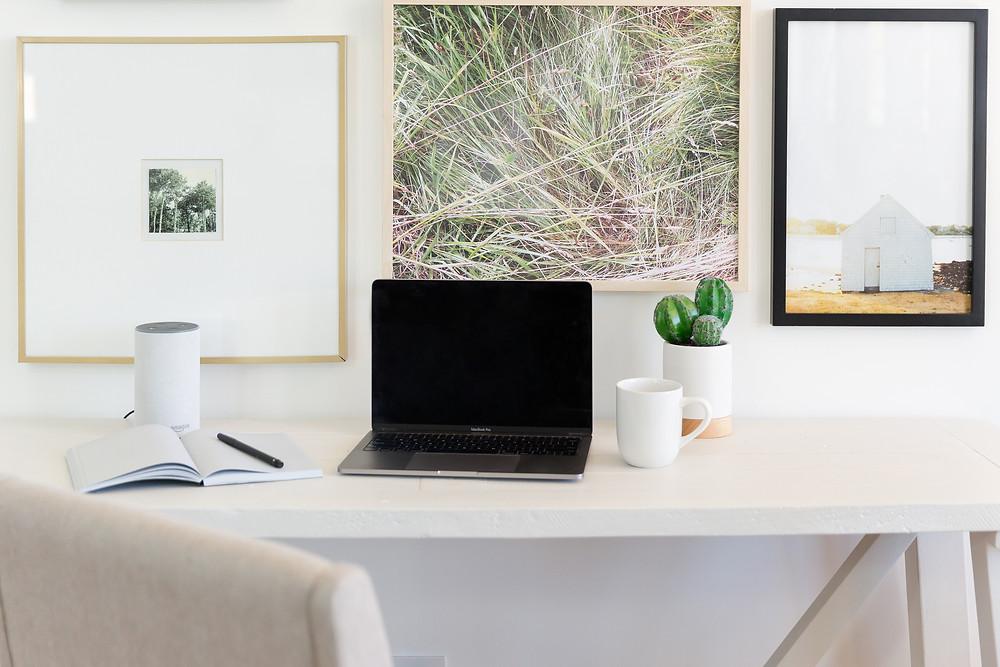 Desk in Idea Lab