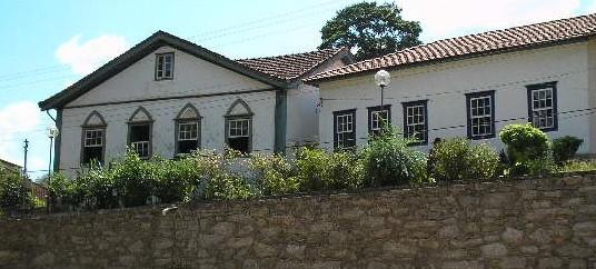 Centro Histórico de Rio Preto-MG