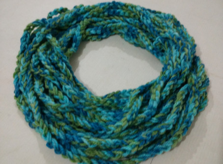 Winter is coming -  Time to learn how to knit and crochet