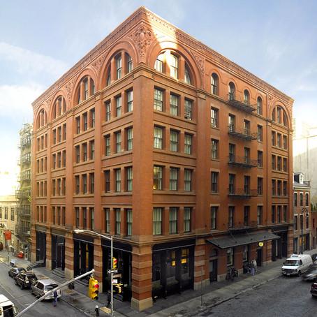Brand Anatomy: The Mercer Hotel, NYC