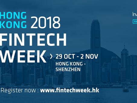 Hong Kong Fin-tech week