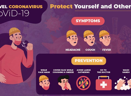 NHS ADVICE ON HOW TO TREAT CORONAVIRUS SYMPTOMS AT HOME