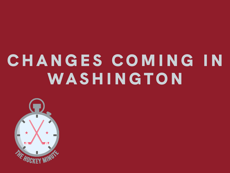 Changes Coming In Washington