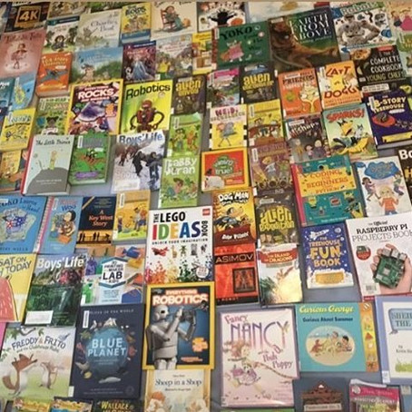How to reconnect our kids to their (offline) books