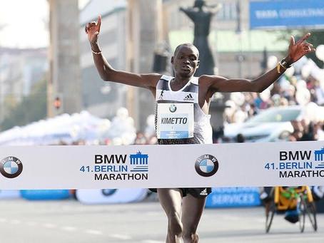 Corredores e percursos mais rápidos da história na Maratona.