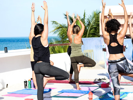 Lotus House of Yoga en Las Nubes