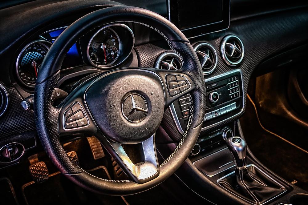 auto, mercedes benz, lujo, dinero, riqueza, sé el jefe, hectorrc.com